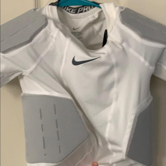 aeae72af Nike Shirts & Tops | Boys Pro Padded Football Compression Shirt L ...